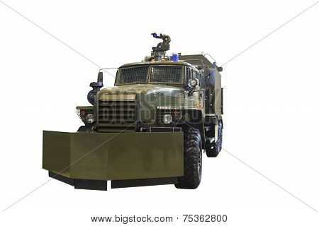 Military Engineering Machine