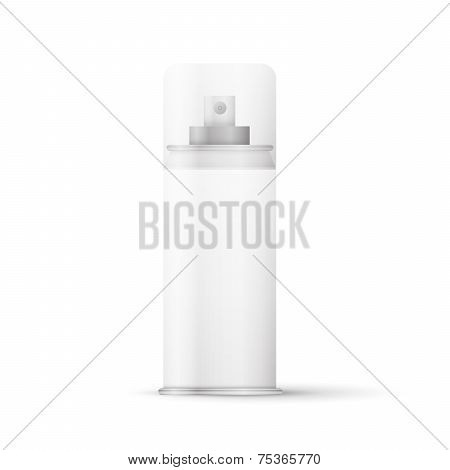 bottle with sprayer cap