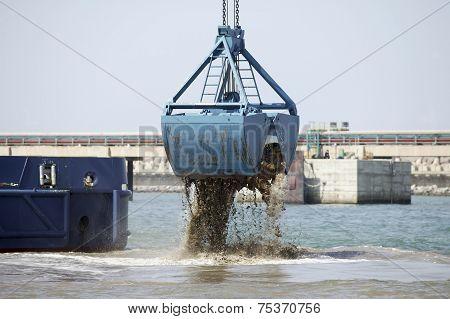 Harbor Dredging