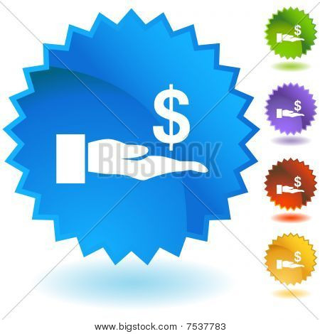 Lender web icon