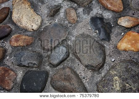 Cobblestone Abstract