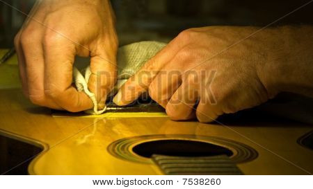 Hands of A Luthier