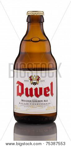 Duvel Belgian Strong Pale Ale
