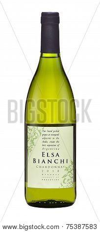 Wine Elsa Bianchi Chardonnay 2010