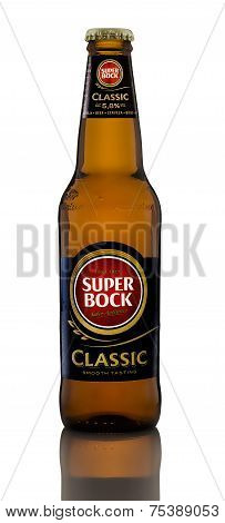 One Bottle Of Beer Super Bock Classic