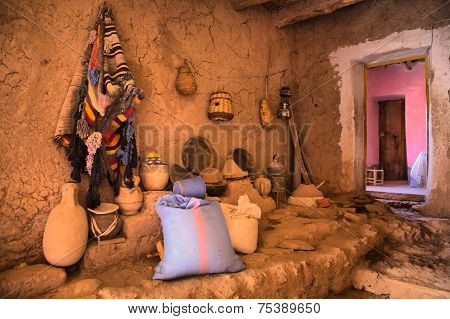 Ksar Ait Ben Haddou Kitchen