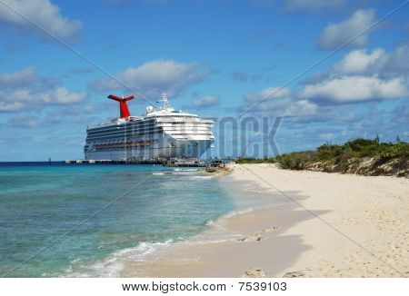 Arrived to Grand Turk