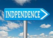 picture of self-employment  - independent life live free and in independence no interference self employed - JPG