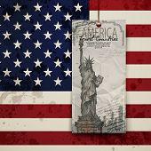 pic of democracy  - Statue of Liberty - JPG