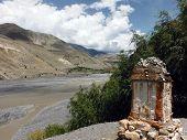 pic of mustang  - A Tibetan - JPG