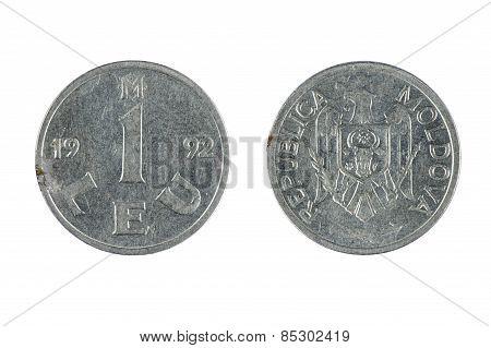 Coin Moldova