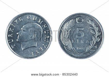 Coin Turkey