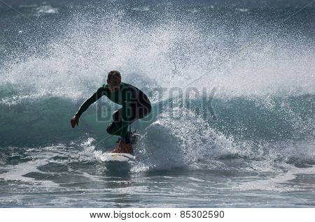 Sea Surfing