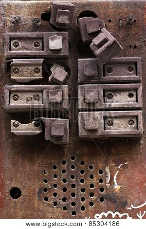 Rust Intercom