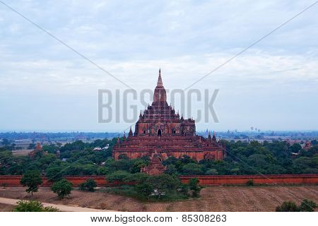 Bagan Archaeological Zone, Myanmar.