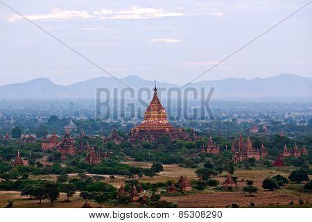 Dhammayazika Pagoda in Bagan, Myanmar