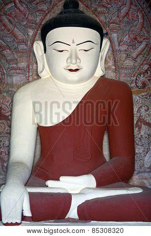 Buddha Statue, Myanmar