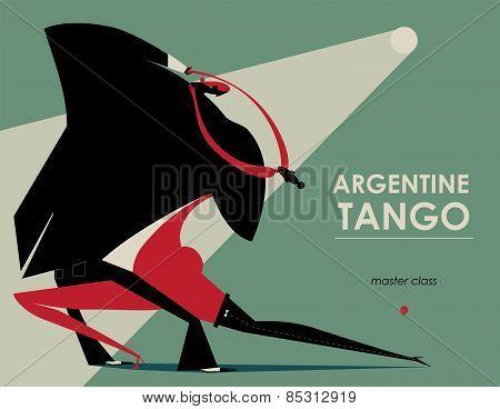 Tango, dance