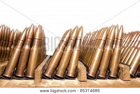 Old Rifle Cartridges