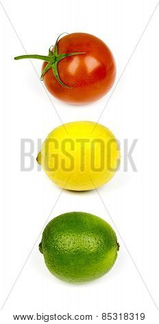 Fruit Stoplight