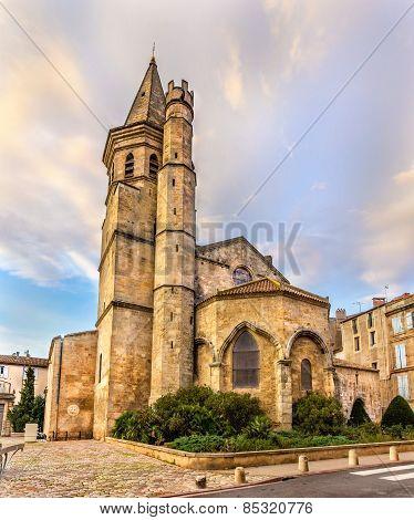 Eglise De La Madeleine De Beziers - France