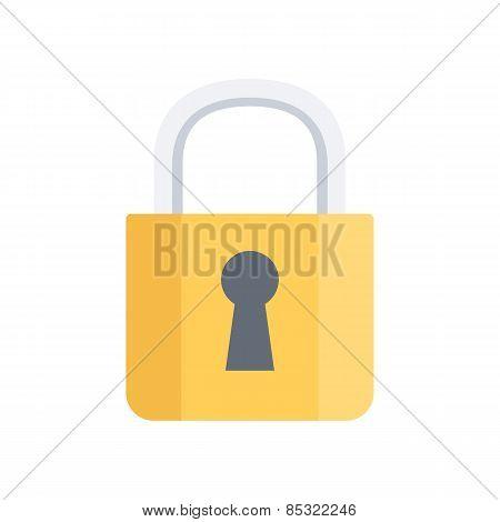 Metal lock Icon