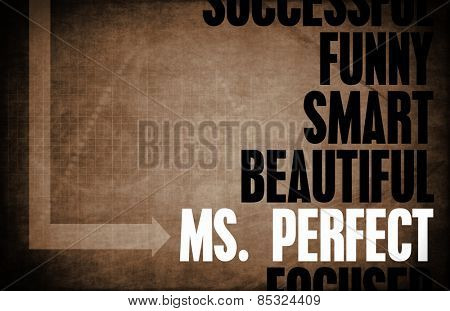Ms. Perfect Finding the Best Match for Life
