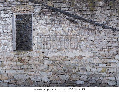 Stone Building Ruin