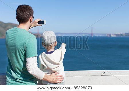 Family In San Francisco