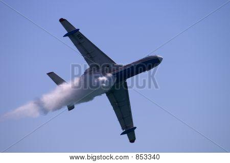 Fire seaplane