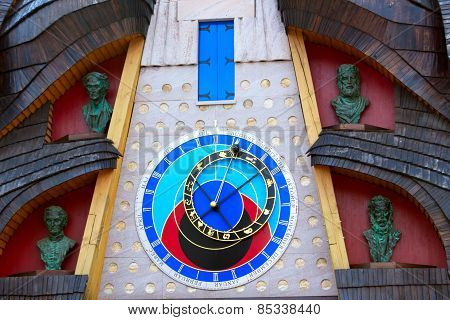 Slovak Astronomical Clock