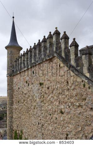 Alcazir in Segovia