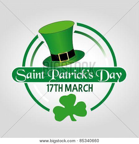 icon Saint patrick's day