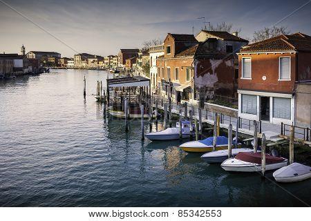 Murano - Canale Degli Angeli