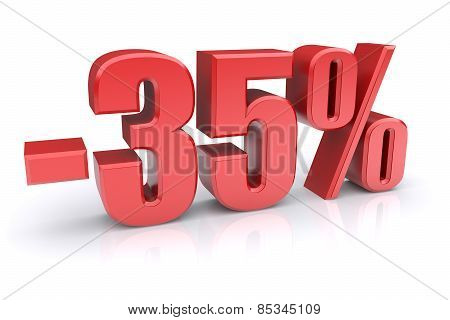 35% Discount