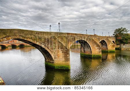The Old Bridge of Ayr