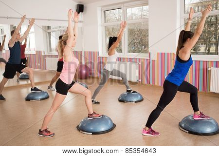 Exercising With Bosu