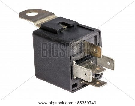 Electronic Collection - Car Electromagnetic Relay Switch