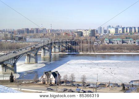 Nizhny Novgorod. Urban Landscape