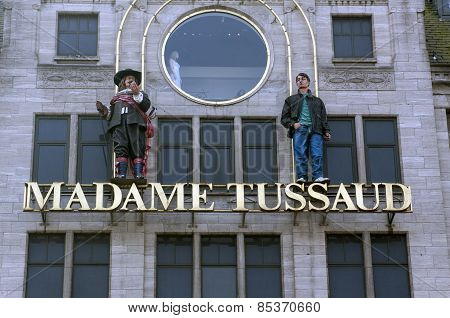 Madame Tussauds Is The Name Of Several Wax Museums.