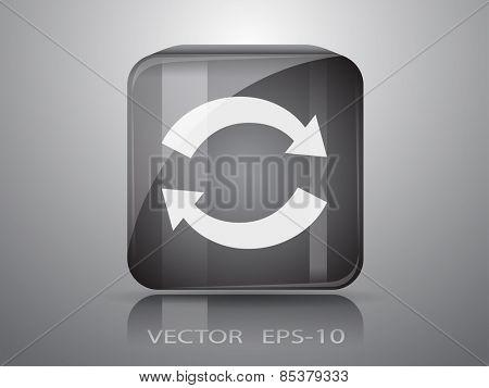 icon of cyclic