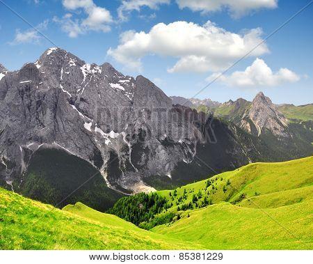 Marmolada peak