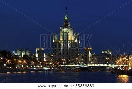 Stalin's empire architecture
