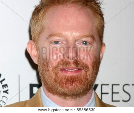 LOS ANGELES - MAR 14:  Jesse Tyler Ferguson at the PaleyFEST LA 2015 -