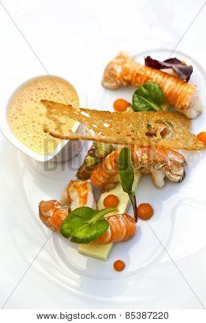 Gastronomic Dish