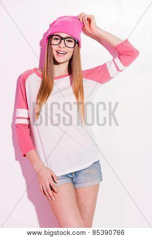 Hipster Girl.