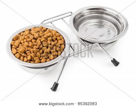 Dry Food For Pets With Water