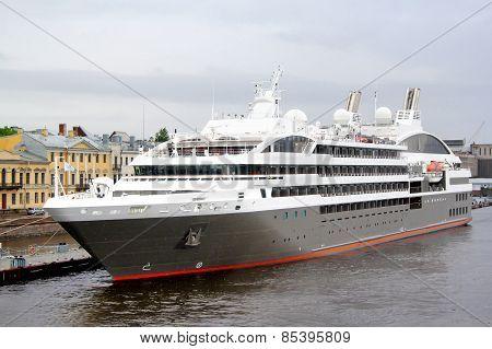 Le Boreal Cruise Ship