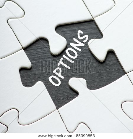 Options Puzzle