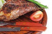 pic of stelles  - savory plate on wood  - JPG